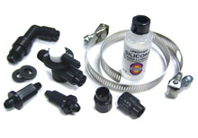 300 and 302 Parts Bag Pentair Chlorinator R172064