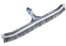 A&B 18 inch Curved Combination Wall Brush 3004