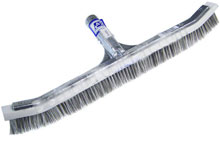 A&B 24 inch Curved Combination Wall Brush 3024