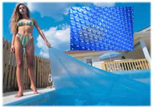 Above Ground Pool Solar Blankets 24ft x 24ft