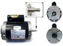 Americana Pump I & II Replacement Motor 1.0 HP B128