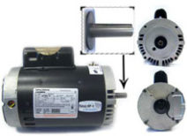 Aqua-Flo Medium-Head Dominator Pump Motor 1 HP B122