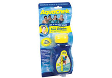 AquaChek  Chlorine Test Strips Pool and Spa