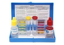 Blue Devil 2 Way Test Kit