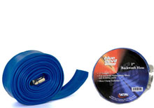 Blue Devil Backwash Hose  2in x 100ft W/CLAMP B8257