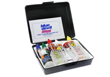 Blue Devil Including Cyanuric Acid Test 6-Way Test Kit B7550