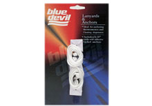 Blue Devil Lanyards Anchors B8036C