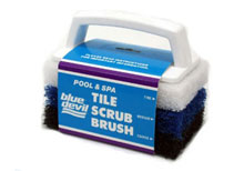 Blue Devil Multi Scrub Brush B8433