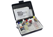 Blue Devil Pro OTO Hardness Base Demand 8-Way Test Kit B7770