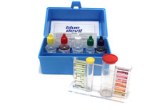 Blue Devil Professional 4-Way Test Kit