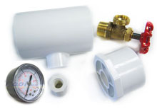 CMP Pressure Test Kit 2 inch 25501-100-000