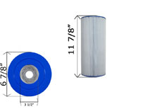 Cartridge Filter Jacuzzi CF-25 C-6625