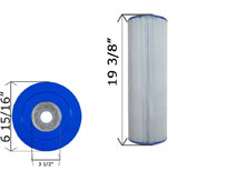 Cartridge Filter Jacuzzi CF-40 C-6640