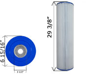 Cartridge Filter Jacuzzi CF-60 C-6660