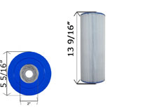 Cartridge Filter Pac-Fab C-5623