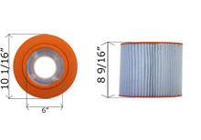 Cartridge Filter Predator Clean and Clear C-9405
