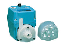 Dual-Purpose Pumps (Open Air or Submersible) 2E-38N 1/40 HP