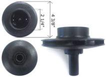 DynaGlas Pump Sta-Rite 1 HP Impeller C105-236PB