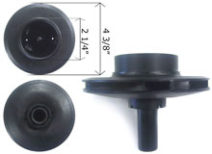 DynaGlas Pump Sta-Rite 2 HP Impeller C105-236PDA