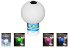 Game Solar Color-Changing Globe Chlorinator 9002