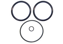 Hayward 2 in. Backwash Piston O-Ring Kit V60-100 SP410 65775