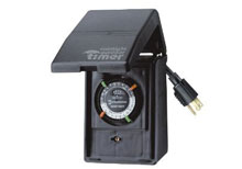 Intermatic Portable Outdoor Timers P1121