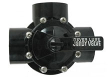 Jandy 3-Way Valves 1.5in. CPVC 4715