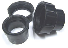 Jandy DEL Filter Coupling Nuts R0327300