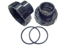 Jandy Tail Piece Union Nut 2 2.5 in. SHP JEP Pump R0446101
