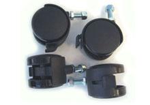 Odyssey EMX Reel System Caster Set 463