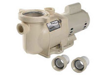 Pentair SuperFlo Pump 1.0 HP 340038