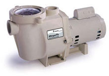 Pentair WhisperFlo Pump 1.0 HP 2 Speed WFDS-4 011486