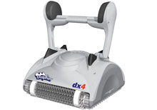 Remote Controled Dolphin Robotic Pool Cleaner dx4