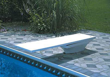 S.R. Smith Flyte-Deck II Diving Board 8 Feet 68-209-7382