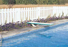 S.R.Smith Frontier II Diving Board 6 Feet 68-209-58662