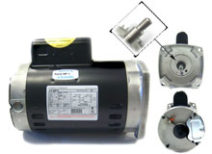 Ultra-Flow Pump Pentair Motor 1 HP B848