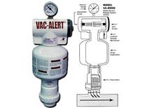 Vac-Alert Lift Vacuum Release VA-2000L
