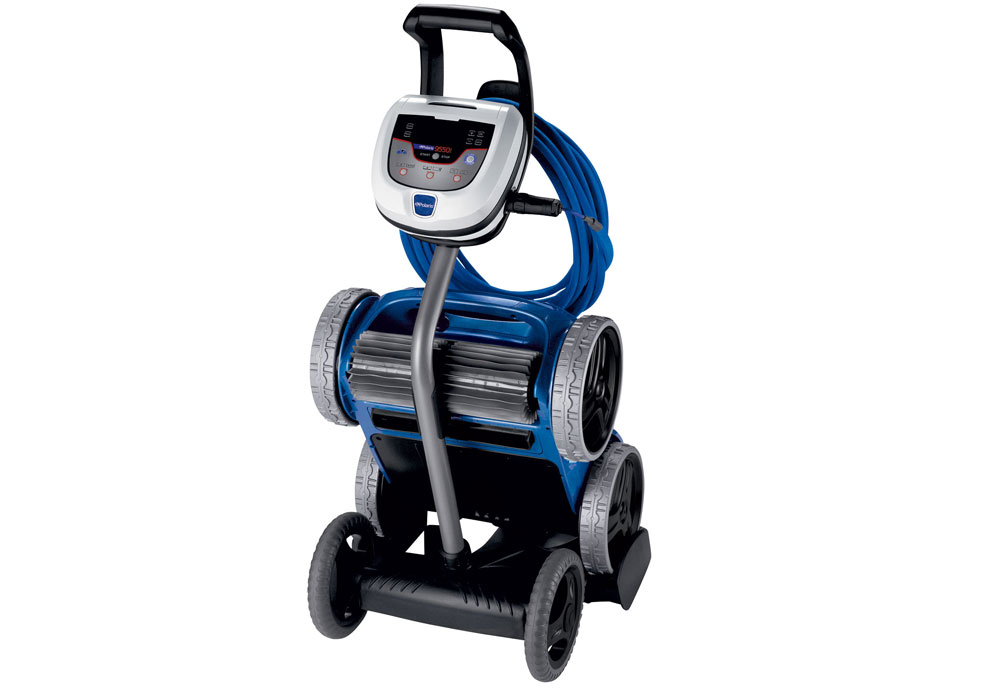 Polaris 9550 Sport Swimming Pool Robotic Pool Cleaner F9550