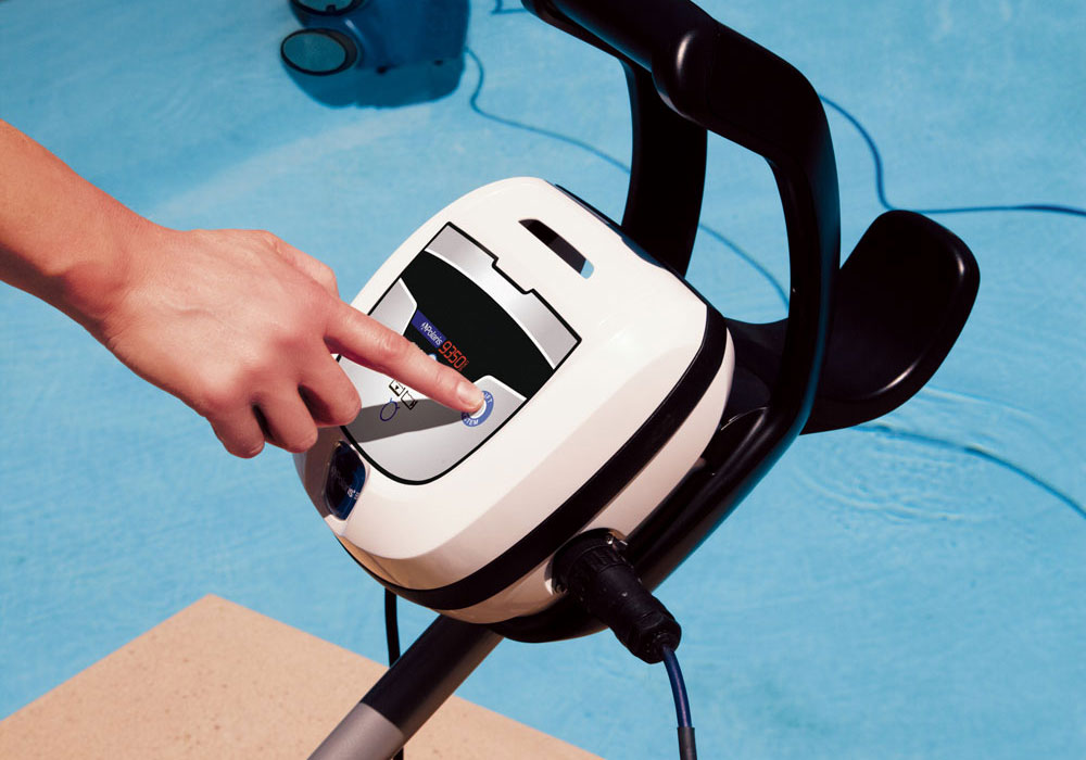 Polaris 9350 Sport Swimming Pool Robotic Pool Cleaner